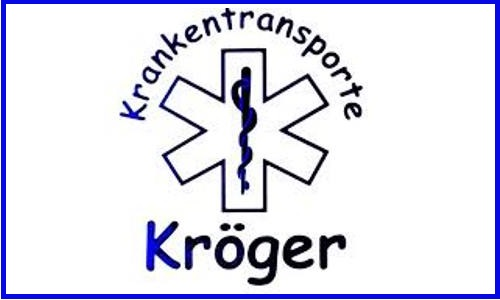 Sponsor Krankentransport Kröger