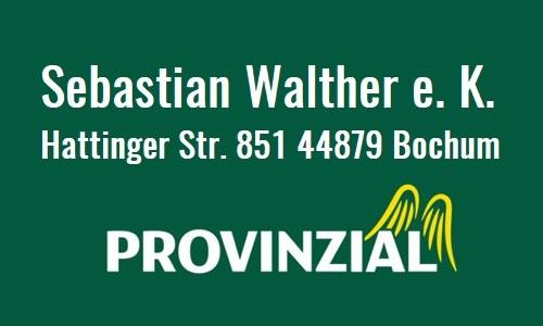 Sponsor Provinzial Walther e.K.